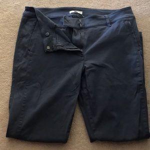 Loft blue pants